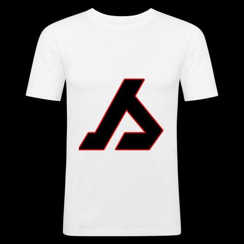 Black Schlawasti S - Männer Slim Fit T-Shirt