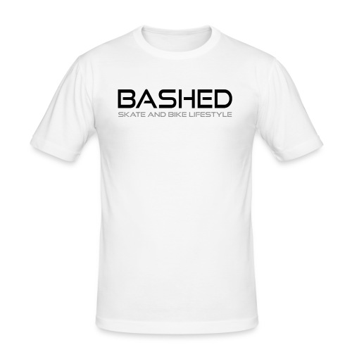White iconic tee - slim fit T-shirt