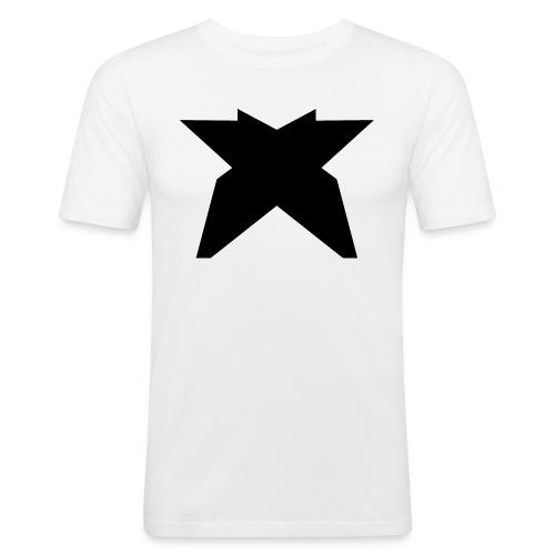 MAGLIETTA PIRCE - Maglietta aderente da uomo