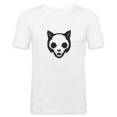 Deadcat - Men's Slim Fit T-Shirt
