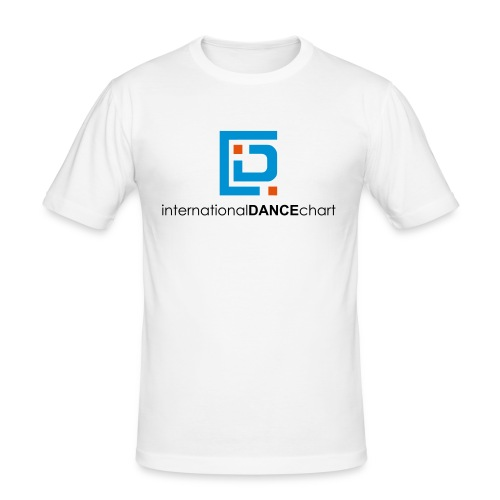 International Dance Chart - Camiseta ajustada hombre