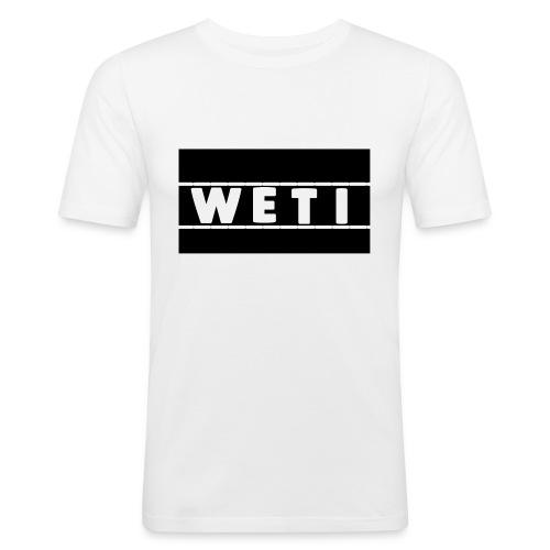 Weti - Männer Slim Fit T-Shirt