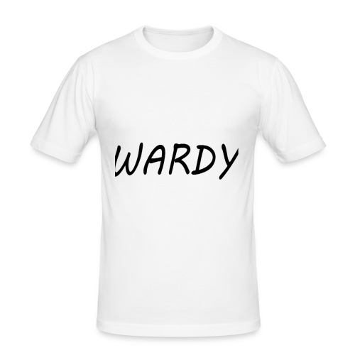 Wardy t-shirt - Men's Slim Fit T-Shirt