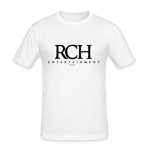 RCH ENTERTAINMENT - Männer Slim Fit T-Shirt