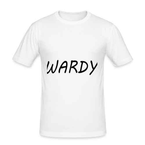 Wardy t-shirt - Men's Slim Fit T-Shirt