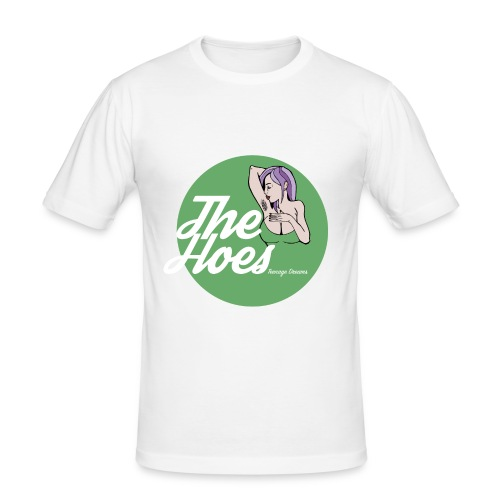 The Hoes Teenage Dreams Green - Männer Slim Fit T-Shirt