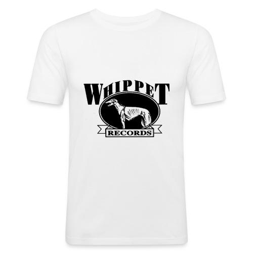 whippet logo - Men's Slim Fit T-Shirt