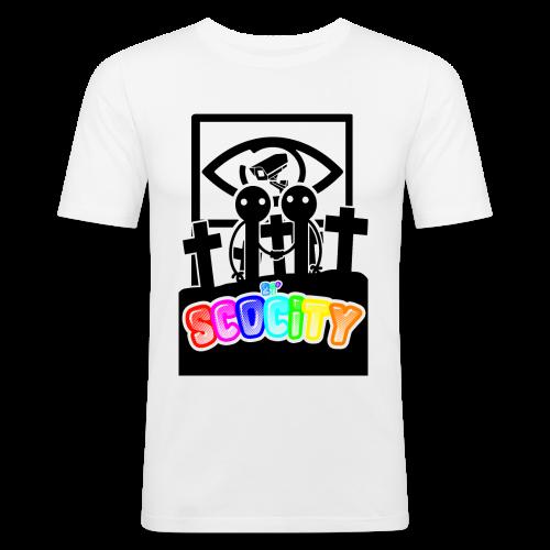 21's scocity - T-shirt près du corps Homme