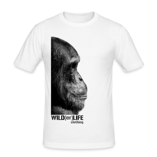 Soul Chimp - Men's Slim Fit T-Shirt