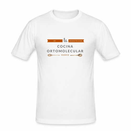 la cocina ortomolecular blog - Camiseta ajustada hombre
