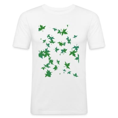 Camisas - Camiseta ajustada hombre