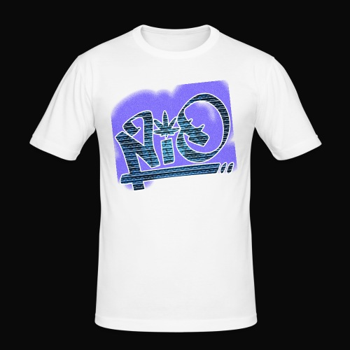 iceblue highnew - Männer Slim Fit T-Shirt