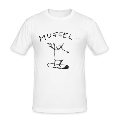 Muffel - Männer Slim Fit T-Shirt