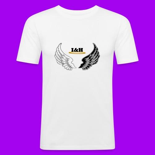 I&h wings - Men's Slim Fit T-Shirt
