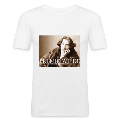 Wilde european award - Maglietta aderente da uomo