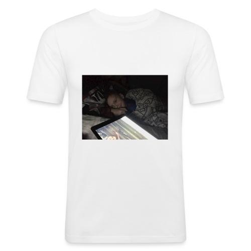 Dante - Slim Fit T-shirt herr