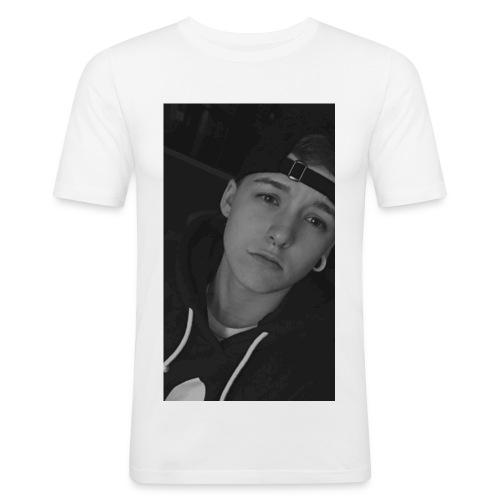 Jamie_whatiswrongwithyou - Männer Slim Fit T-Shirt