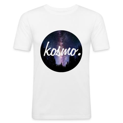 Kosmo Hype - Männer Slim Fit T-Shirt