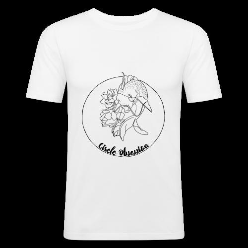 Circle Obsession - T-shirt près du corps Homme