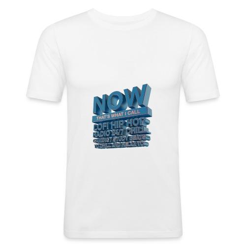 NTWIC - Men's Slim Fit T-Shirt