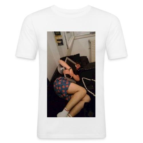 png.jpg - Men's Slim Fit T-Shirt