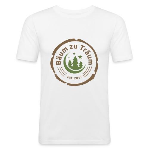 Bäum zu Träum - Männer Slim Fit T-Shirt