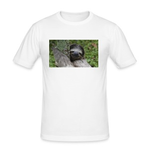 Luiaard - slim fit T-shirt
