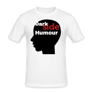Darkside Humour - Men's Slim Fit T-Shirt