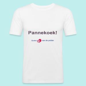 Pannekoek b - slim fit T-shirt