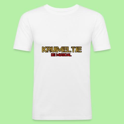 Hoesje I-phone 6/6s Kruimeltje de Musical - slim fit T-shirt