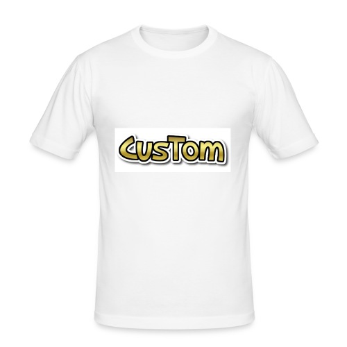 CusTom GOLD LIMETED EDITION - slim fit T-shirt
