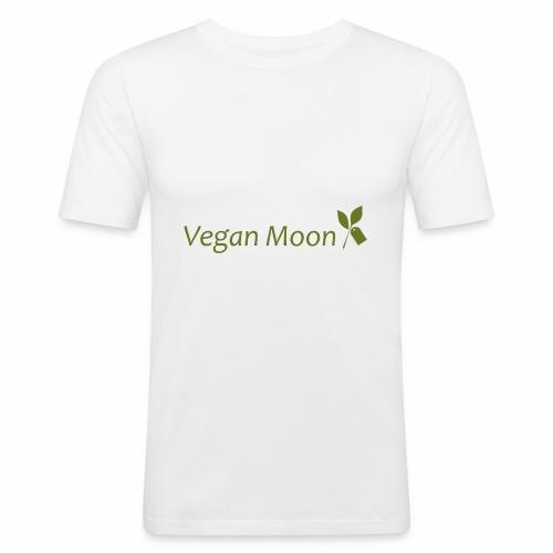 Vegan Moon - T-shirt près du corps Homme