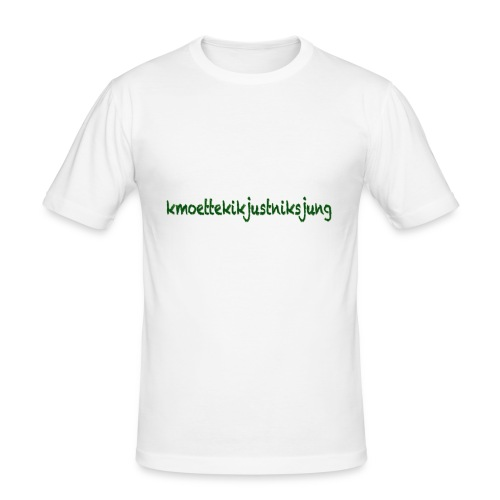 moetjustnix - slim fit T-shirt