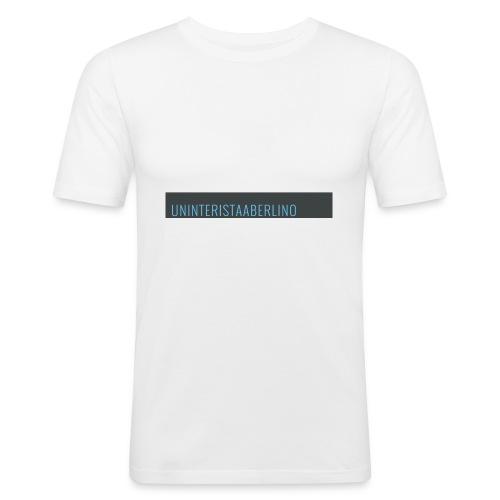 blogge-png - Maglietta aderente da uomo