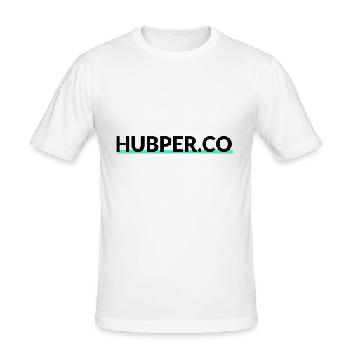 Hubper.co - The Original - slim fit T-shirt