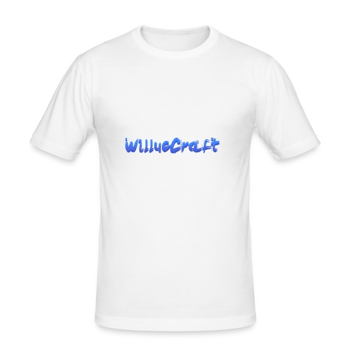 WilLucCraft SweatShirt - Herre Slim Fit T-Shirt