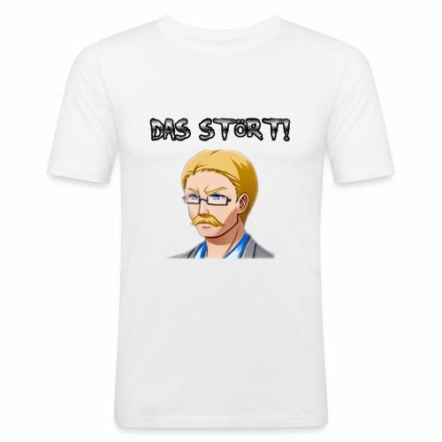 Das stört! - Männer Slim Fit T-Shirt