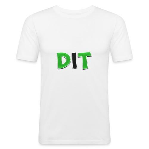 DaarIsTobias shirt korte mouwen - slim fit T-shirt