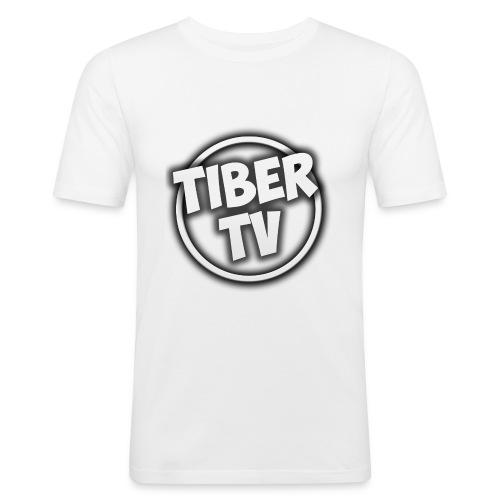 TiberTV White phone case S5 Premium Case - slim fit T-shirt