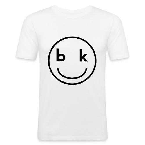 BK snapback - Maglietta aderente da uomo