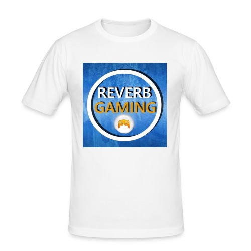 Reverb Gaming - Men's Slim Fit T-Shirt