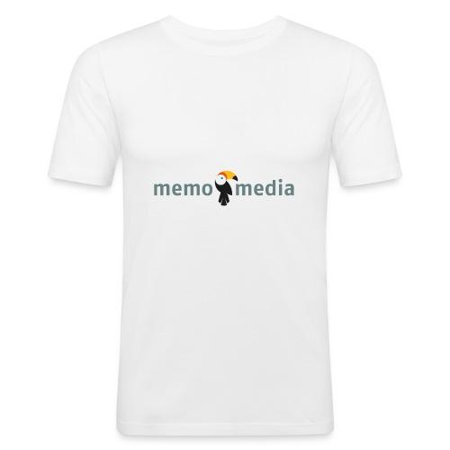 Memo - Männer Slim Fit T-Shirt