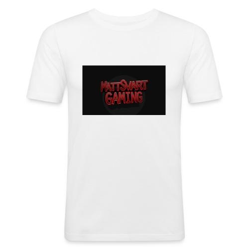 MSG - Slim Fit T-shirt herr