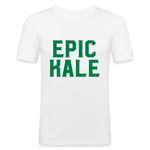 Epic Kale - Men's Slim Fit T-Shirt