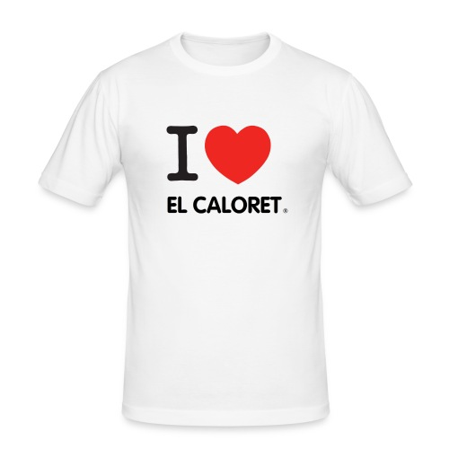 El Caloret - Camiseta ajustada hombre