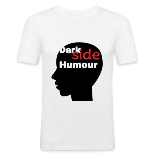 Darkside Humour - Men's Slim Fit T-Shirt