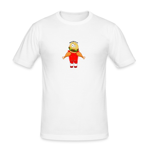 Je Bent Wat Je Eet - slim fit T-shirt