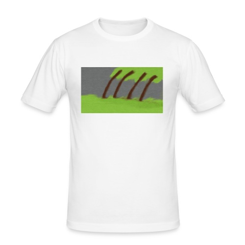 Storm in the Wind - slim fit T-shirt