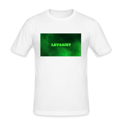 Lavarixy - Men's Slim Fit T-Shirt