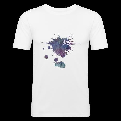 Kenny Tache - T-shirt près du corps Homme